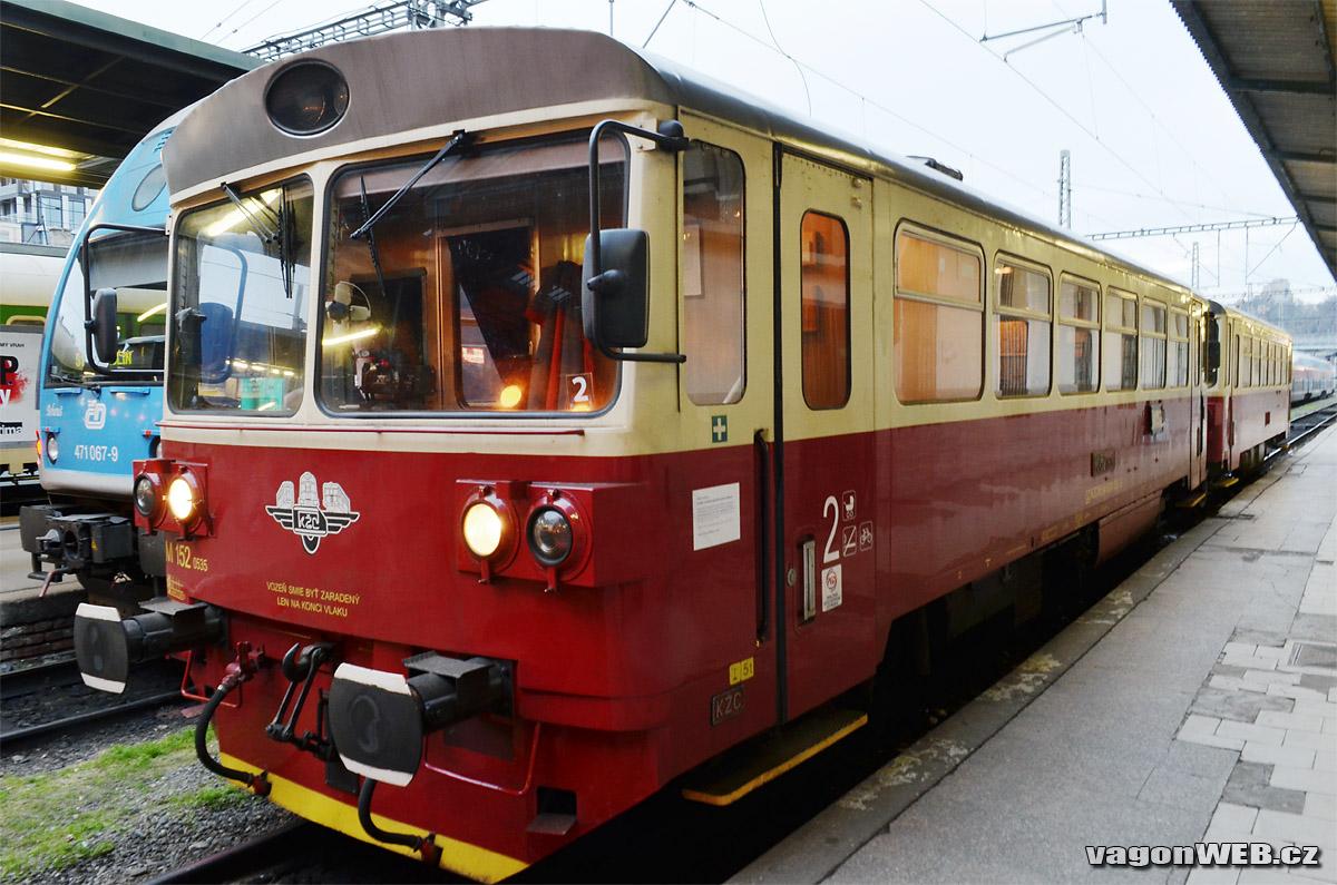 vagonWEB » Fotogalerie » Česká republika » KŽC » M152.0 KŽC