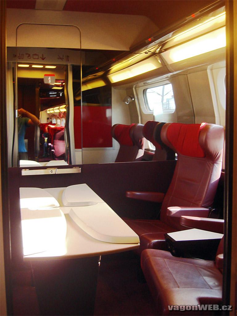 vagonWEB » Fotogalerie » Frankreich » SNCF » TGV Thalys SNCF